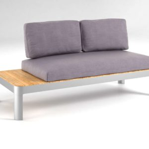 Cavalla Outdoor Modular Loveseat SEI Furniture