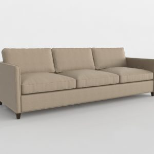 3D Sofa C&B Grand Dryden