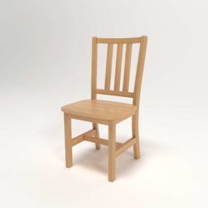 Natural Kids Chair