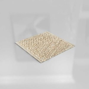 Jute Rug Swatch C&B Kids Decor