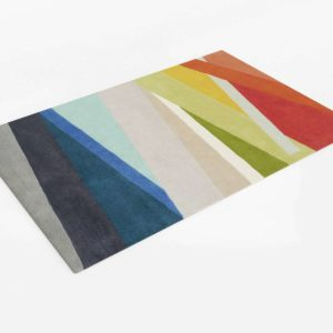 Stripe Rug CB2 Kids Interior Design