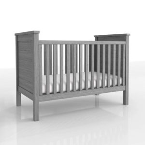 Charlie Convertible Crib Pottery Barn Kids