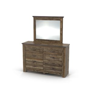 Youth Dresser With Top Wolf Furniture