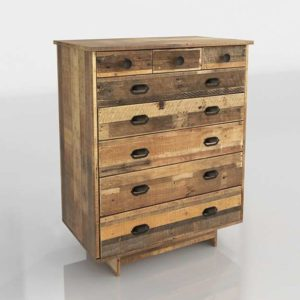 Emmerson Reclaimed Drawer Dresser West Elm