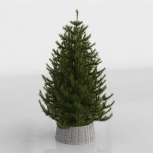 Fir Decor Terrain