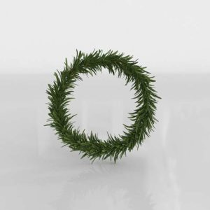 Rosemary Wreath XMas Days
