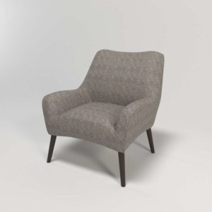 Danielle Tan Accent Chair Overstock