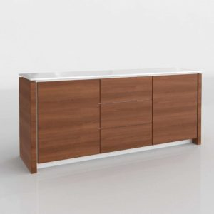 Calligaris Glass_ Cabinet