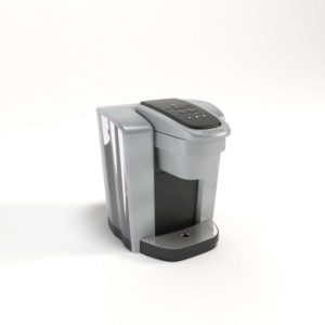 Keurig Brushed Silver K-Elite Brewer