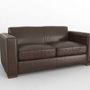 Ian Leather Sleeper Sofa Room and Board