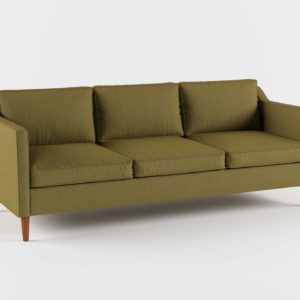 Hamilton Upholstered Sofa West Elm