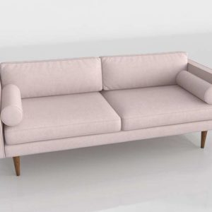Westelm_Monroe_MidCentury_80_Sofa_Twisted_Slub_Light_Pink
