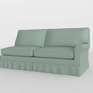 Harborside Slipcovered Sofa CB2