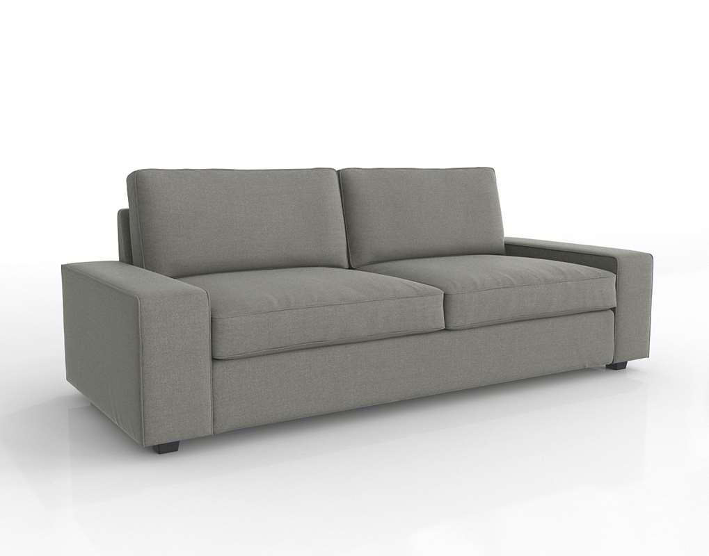 3d Kivik Sofa Ikea Glancing Eye