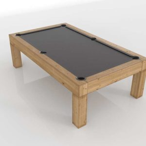 Brunswick Parsons Billiard Table RH Decor