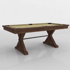 Pool Table Game Room Decor