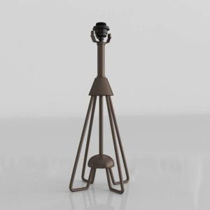 Iron Hairpin Kent Table Lamp World Market