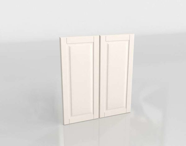 BODBYN 2 Door 3D Design IKEA
