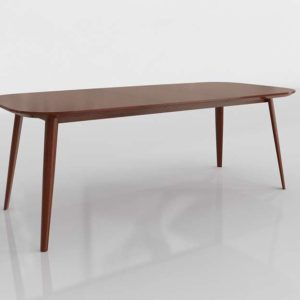 Table 3D Furniture DWR