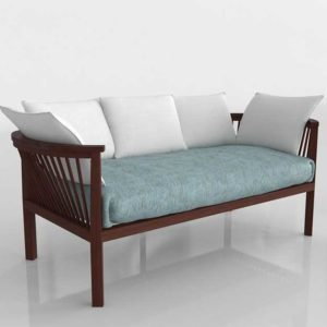 Sofa 3D Shop GE007