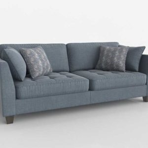 Ashleyfurniture Sciolo Sofa 3D Model