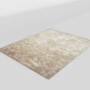 SerenaAndLily Carmel Hand Knotted Rug
