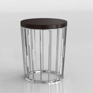 3D Accent Table 0856