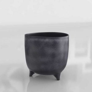 Vaquita Large Footed 3D Planter