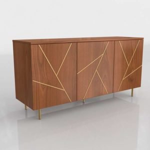 Inlay Dustin 3D Cabinet