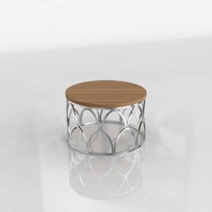 3D Coffee Table 0860