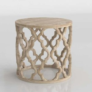 3D Side Table Garden GE 129