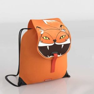 3D Backpack Hunterboots Original Fox