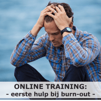 Online training burn-out; eerste hulp bij burn-out; burn-out; burn-out studenten; burn-out huisartsen