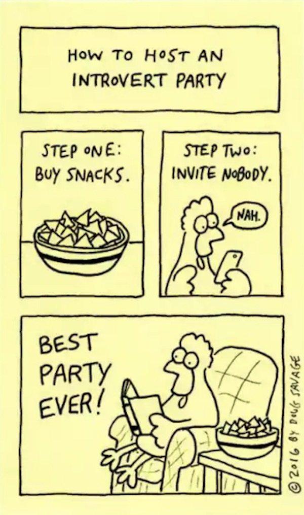 misverstand introverte mensen; introverten