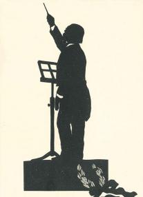 Hans von Bülow als Dirigent (Böhler)