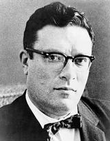 Isaac Asimov - Portrait aus den frühen 1960er Jahren - Glarean Magazin