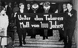 1968 - Revolte in Politik und Gesellschaft