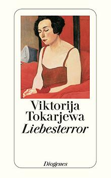Viktorija Tokarjewa - Liebesterror - Cover
