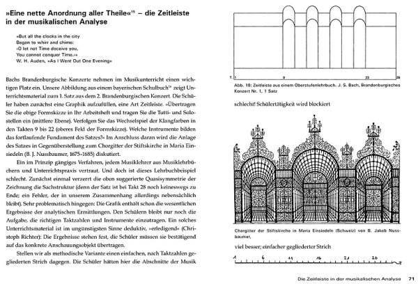 Leseprobe 2 aus: Ralf Beiderwieden, Musik unterrichten, Eine systematische Methodenlehre