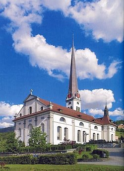 Pfarrkirche Malters (Kanton Luzern)