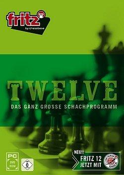 """""""Fritz Twelve"""" - Das ganz grosse Schachprogramm"""