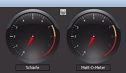"""Riecht die Stellung nach einem Matt? Der """"Matt-o-Meter"""" in """"Fritz 12"""" zeigt's an..."""