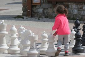 Kinder- und Jugendschach - Gartenschach - Schacherziehung - Glarean Magazin
