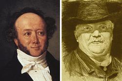 Jeremias Gotthelf und Conrad Ferdinand Meyer