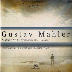 """Gustav Mahler: Sinfonie Nr. 1 """"Titan"""" - Staatsorchester Braunschweig - Alexander Joel (Coviello)"""