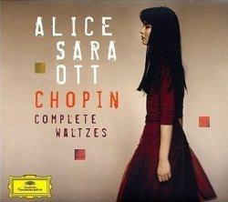 Chopin - Complete Waltzes - Alice Sara Ott (Piano) - Deutsche Grammophon