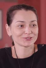 Die amtierende Schach-Weltmeisterin Alexandra Kosteniuk