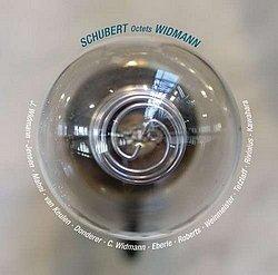 Franz Schubert / Jörg Widmann: Oktette; Avi-Service for music, Doppel-CD