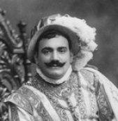 Sprach- und Lebenshelfer: Jahrhundert-Tenor Enrico Caruso (1873-1921)