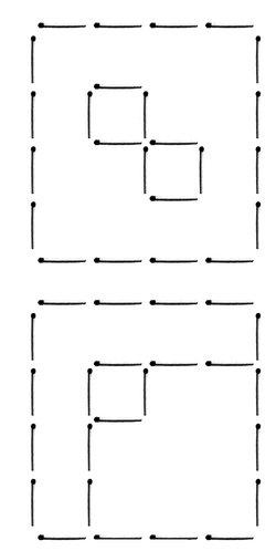Das neue Streichholzrätsel (Juli 2011) - Lösungen